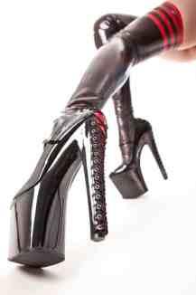 sexy kinky boots