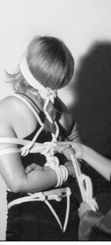 girl in bondage