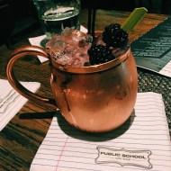 Crushed Velvet cocktail