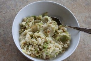 Colcannon | Cabbage, potatoes and onions, these humble foods make a delish and nutrish side. www.LiveBest.info