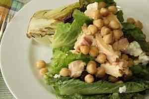 tuna-bean-feta-salad