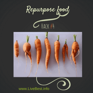 Repurpose Fruit-Food Hack #4