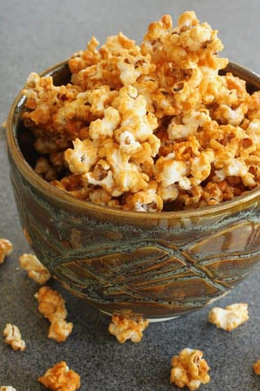 Honey Spiced Popcorn   Quick and easy but tops in #YUM! www.LiveBest.info