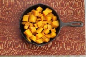 Roasted Buttercup Squash | www.LiveBest.info