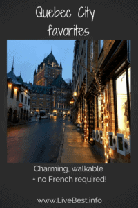 Quebec City LiveBest favorites