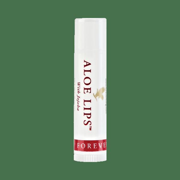 Forever Aloe Lips with Jojoba – Calms, Softens & Moisturizes Cracked & Dried Lips!