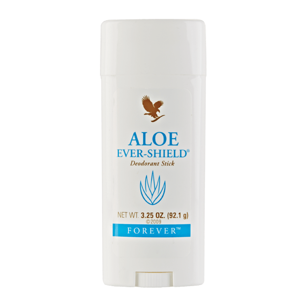 Forever Aloe Ever-Shield Deodorant – Strong and gentle odor remover does not contain dangerous aluminum salts that are usually present in deodorants