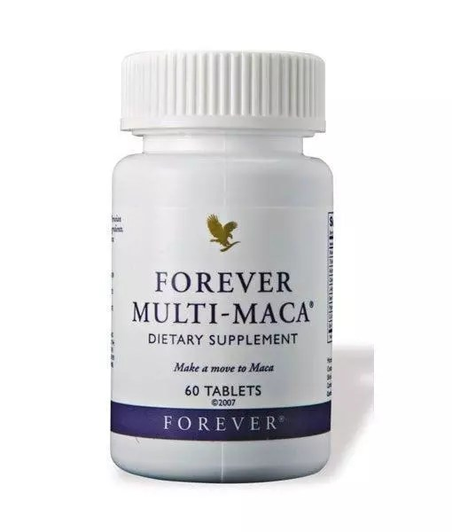 Forever Multi-Maca for Boosting Your Energy, Stamina and Libido Naturally