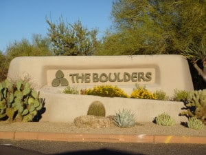 The Boulders Carefree AZ Homes for Sale