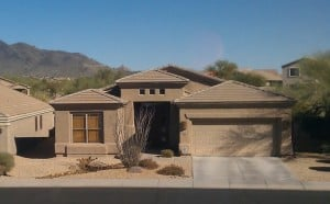 Dove Valley Ranch Cave Creek Home