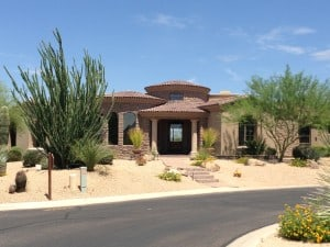 Troon North Scottsdale Luxury Home