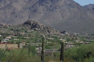 Troon North Scottsdale homes