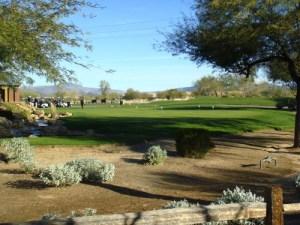 Tatum Ranch Golf Practice Area