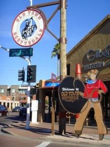 Welcome to Old Town Scottsdale Arizona