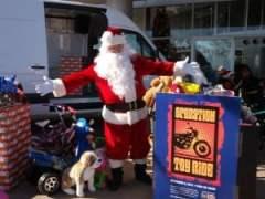 Marty Manning Santa Scottsdale Operation Toy Ride