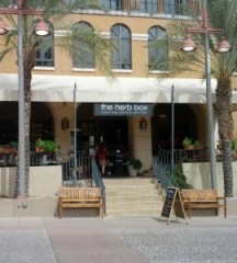 The Herb Box Downtown Scottsdale AZ