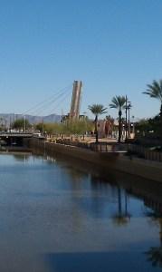 Soleri Bridge Scottsdale AZ