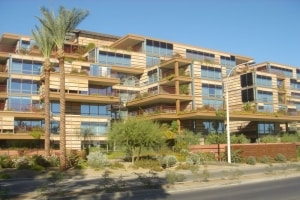 Optima Camelview Village Condos Scottsdale