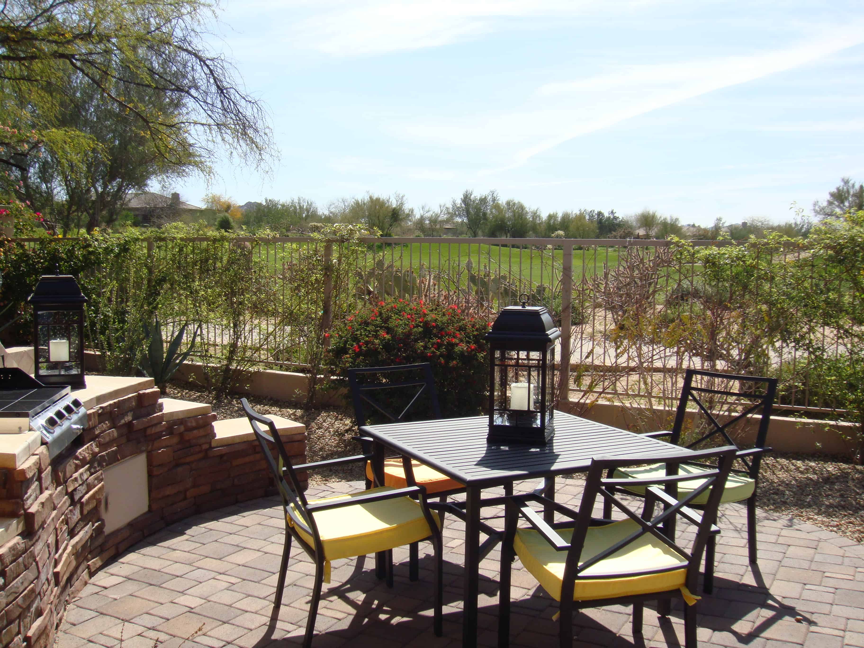Your Scottsdale Home Fabric Choices for Outdoor Living