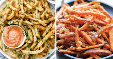 10 Fantastic Homemade French Fries Recipes