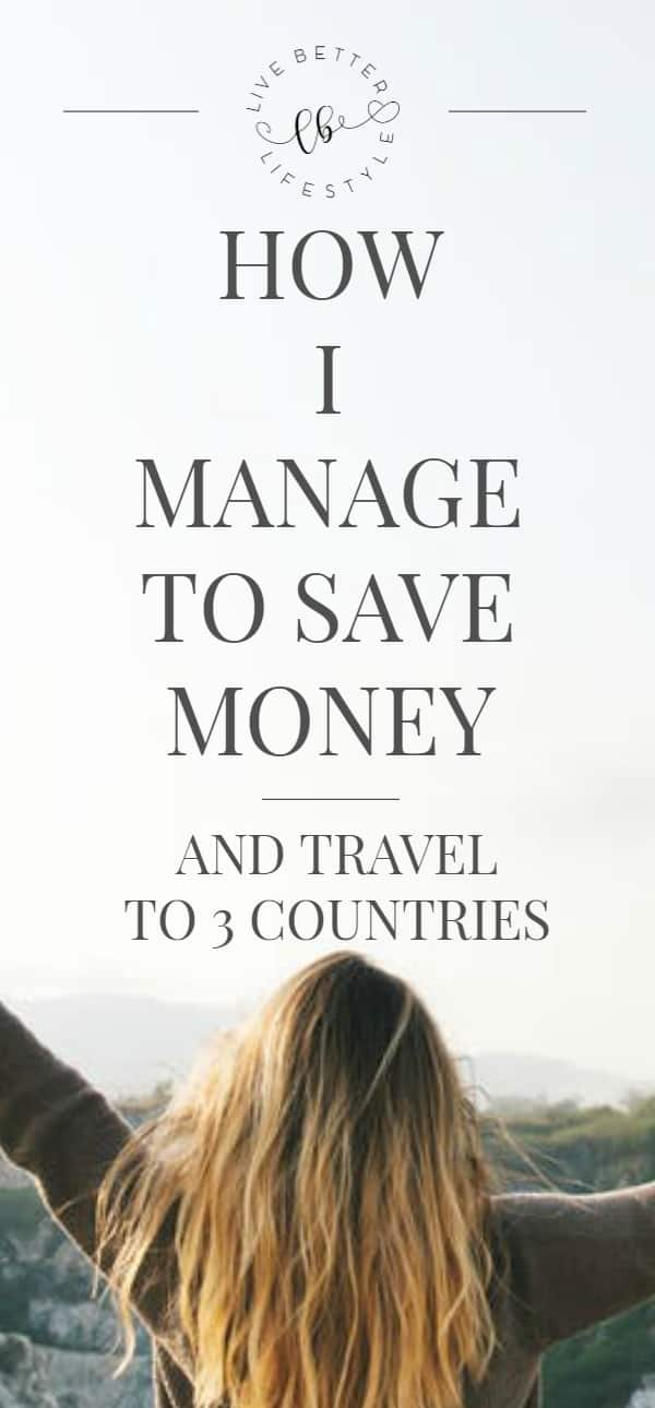 how to save money fast each month