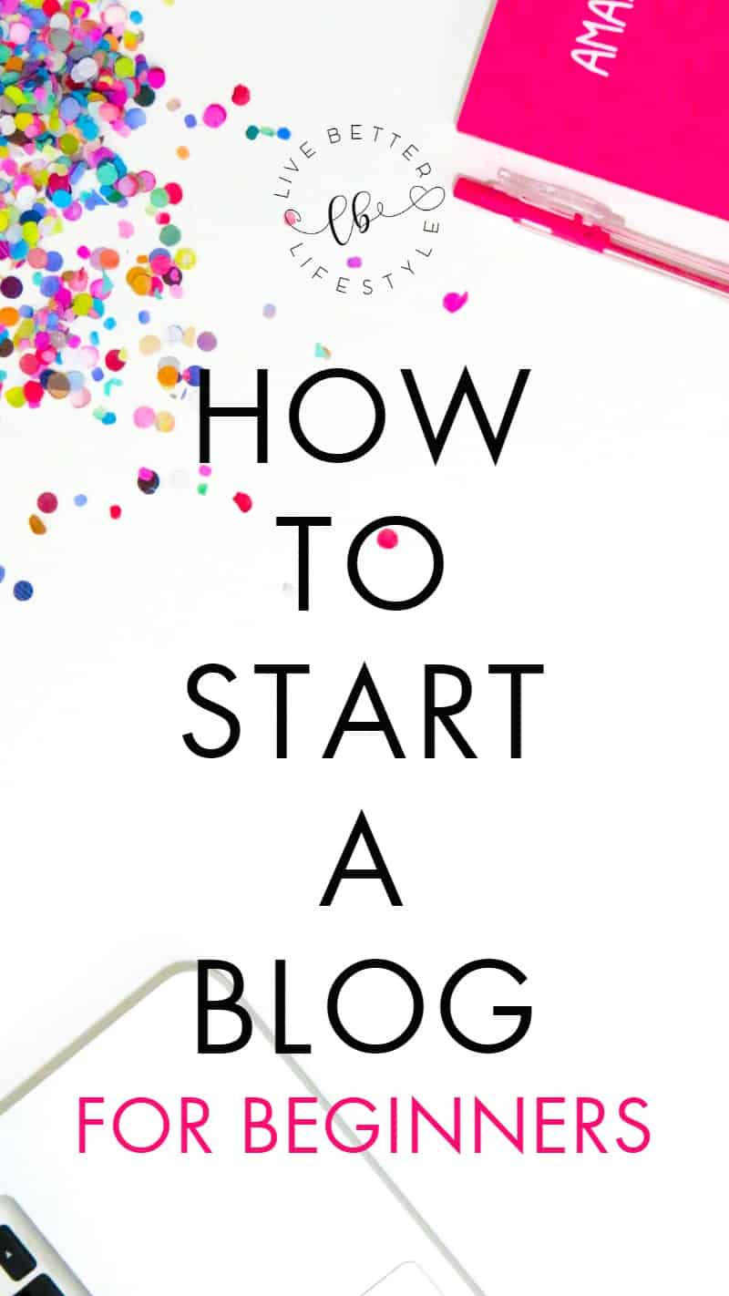 how to start a blog for beginners with siteground