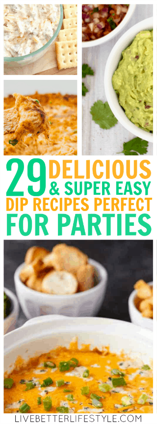 Delicious Dip Recipes for Endless Movie Nights That are super easy