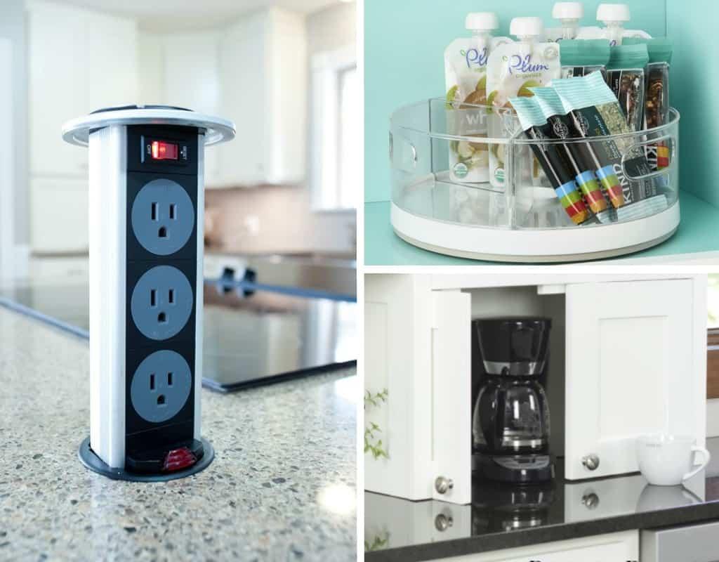 12 Kitchen Countertop Organization Ideas For Instant Motivation ...