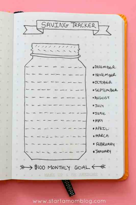 16 bullet journal ideas to manage your personal finance