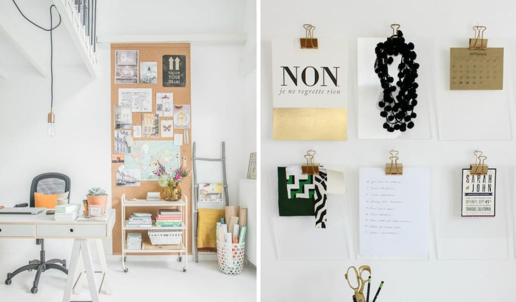 home office wall organization. 12 Brilliant Home Office Wall Organization Ideas