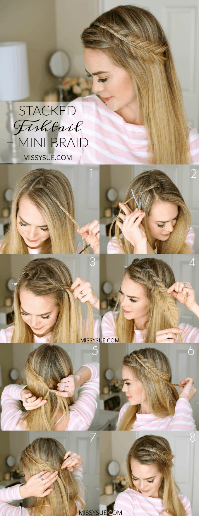 Outstanding 10 Easy Braided Hairstyles For A Party Live Better Lifestyle Natural Hairstyles Runnerswayorg