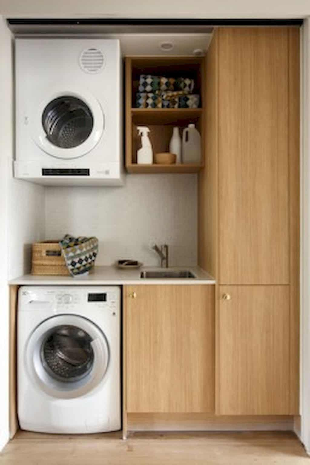 20 Laundry Room Organization Ideas That Can Function ... on Laundry Room Organization Ideas  id=68066
