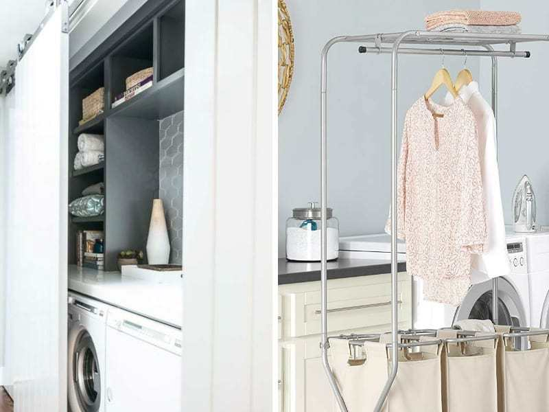 Hacks to Organize Laundry Room Organization Ideas