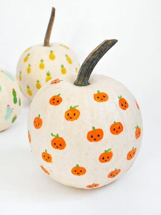 DIY Painted Pumpkin Ideas for Kids