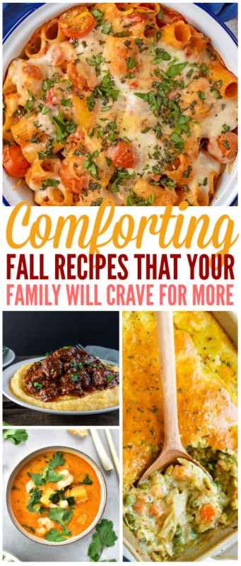 comfort food for thanksgiving