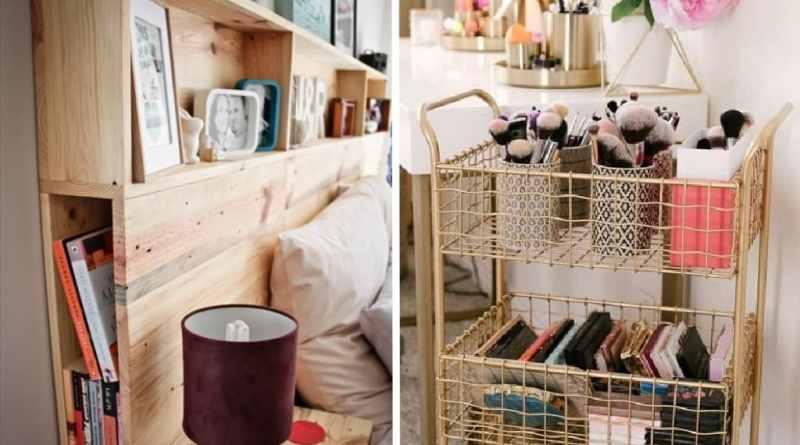 17 Genius Small Bedroom Ideas