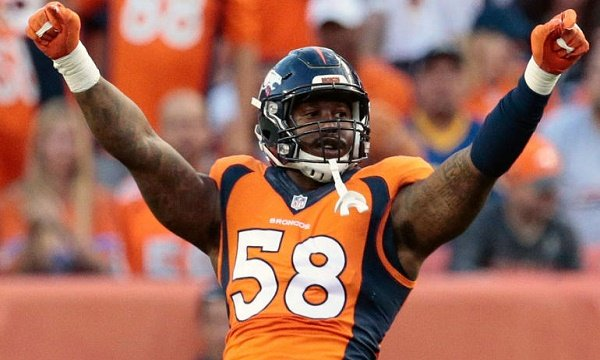 Von Miller Family, Father, Mother, Siblings, Affairs and ...