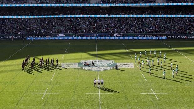 Image result for ireland vs new zealand figure eight