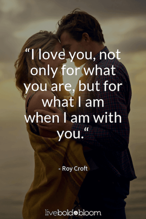 131 I Love You Quotes (Short and famous love sayings for him or her)
