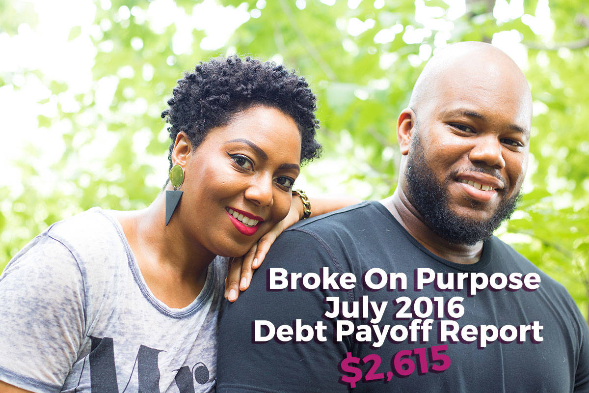 April Debt Payoff Report We Re Officially Team No Car Payment