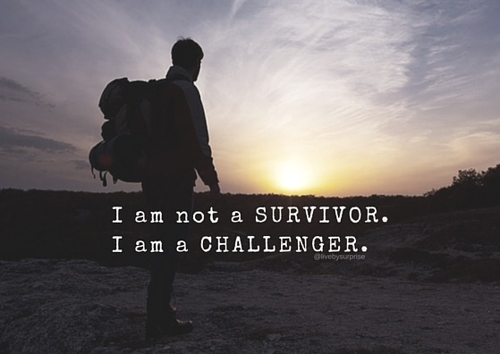 I Am NOT a Survivor