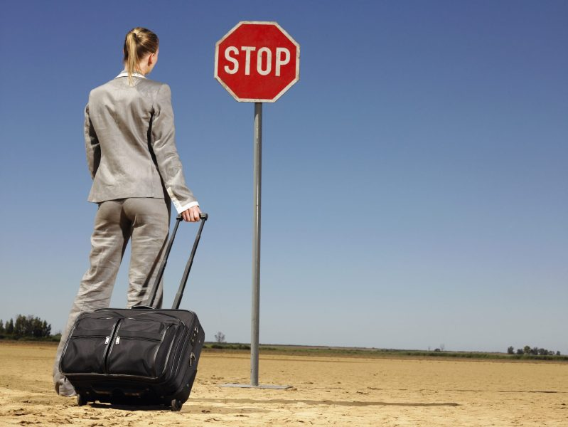 Unbacking Baggage Before a New Marriage