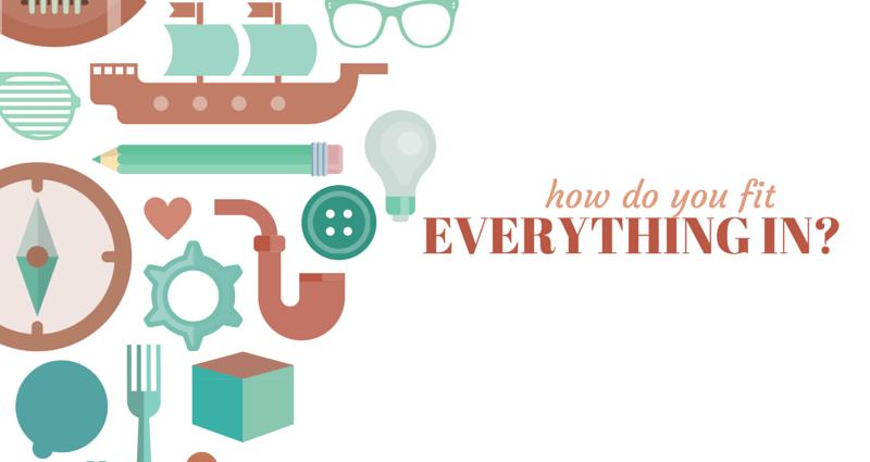 6 Steps to Make More Time for Blogging