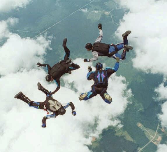 My Indoor Skydiving Adventure