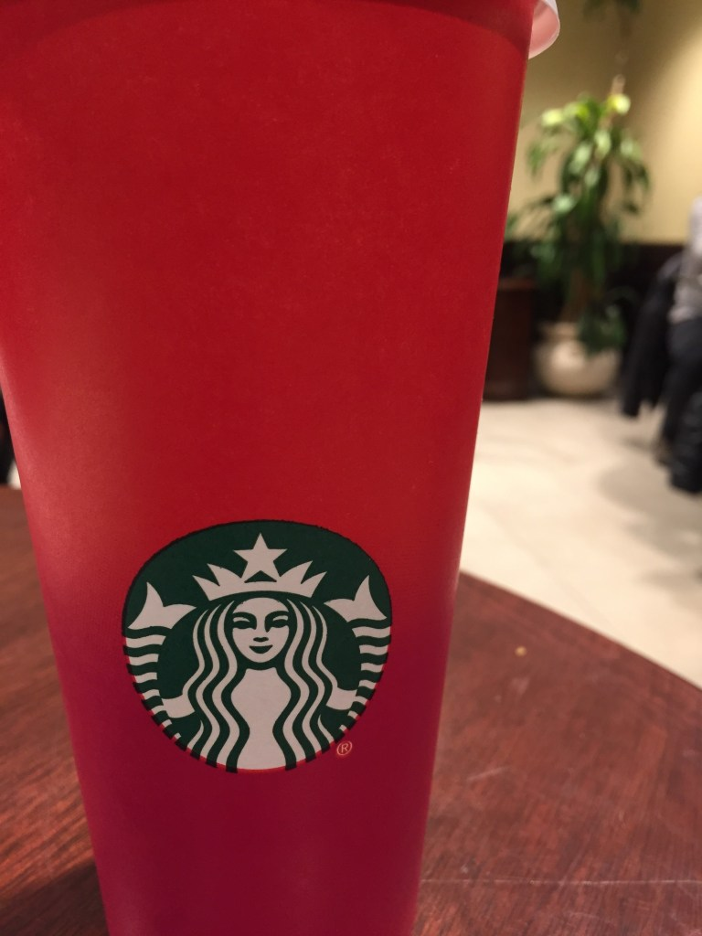 The Real Meaning of Starbucks #RedCups