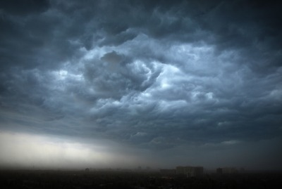 The Summer Storm - #NaBloPoMo