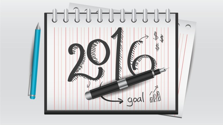 The Year 2016 - In the Rearview