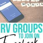 RV groups to join on Facebook