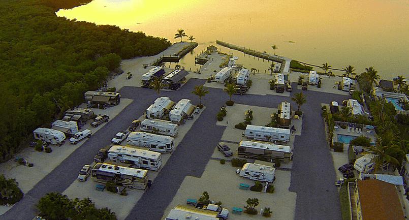 RV Parks on Florida Keys