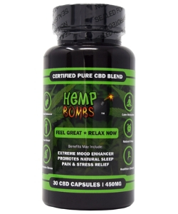 Hemp Bombs CBD Capsules